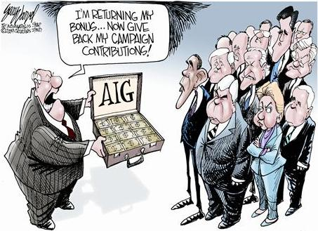 aig scandal 'inside job' provides a comprehensive analysis of the global financial crisis of  2008, which at a cost over $20 trillion, caused millions of people to lose their jobs .